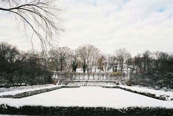 Winter, Central Park, New York